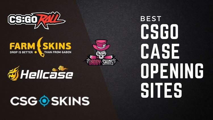 Best CSGO Case Opening Sites 2021: Get Free Cases and Bonus Codes